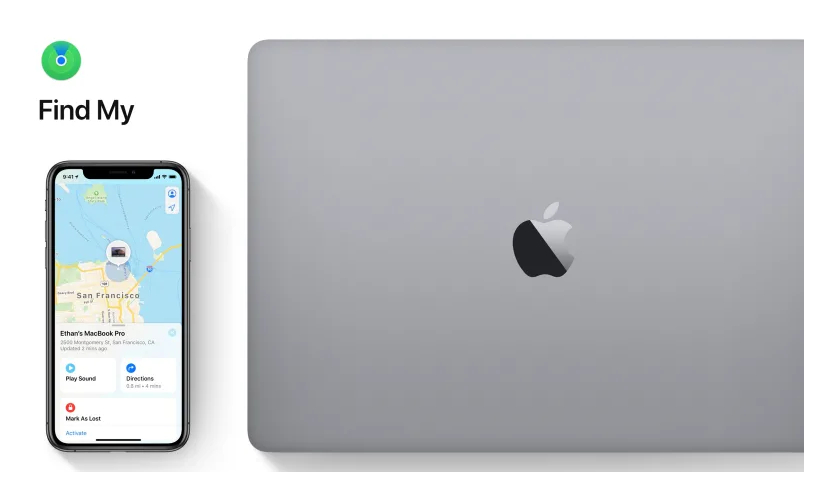 Apple lanza Find My, la app para localizar tu iPhone, iPad o Mac incluso sin conexión