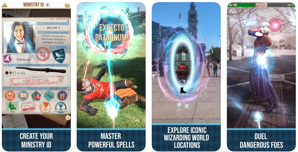 Harry Potter: Wizards Unite, ya disponible en España