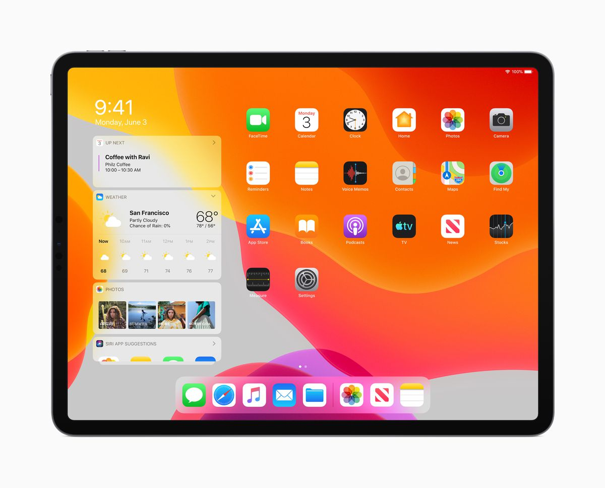 Llega iPadOS: El sistema operativo móvil 'de escritorio' de Apple