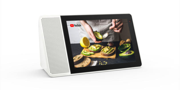 Lenovo Smart Display, ya disponible en España