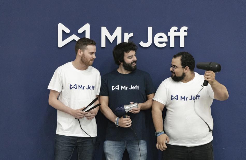Mr Jeff incorpora servicios de belleza