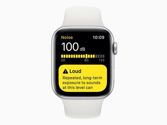 Noise, la app de Apple para protegerte de la contaminación acústica