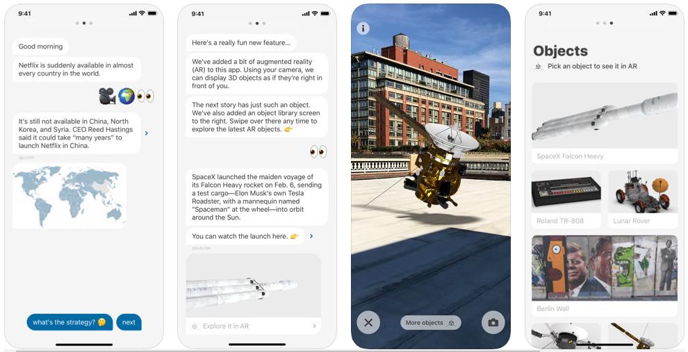 El cierre de Quartz Brief y el posible fin de las apps de 'newsbots'