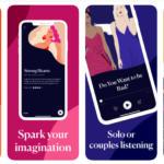 Dipsea, la app de audio historias eróticas que te pondrá a tono