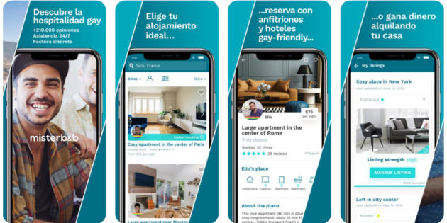misterb&b, la app para encontrar alojamientos privados y hoteles gay-friendly