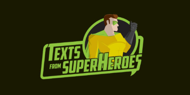 Texts From Superheroes: Las conversaciones de WhatsApp de los superhéroes al descubierto