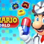 El rendimiento de Dr. Mario World en su primer mes ha sido mucho más bajo del esperado por Nintendo