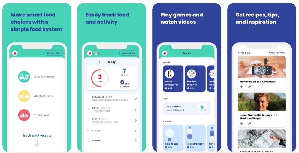 Kurbo, la polémica app para que los niños pierdan peso en EE.UU