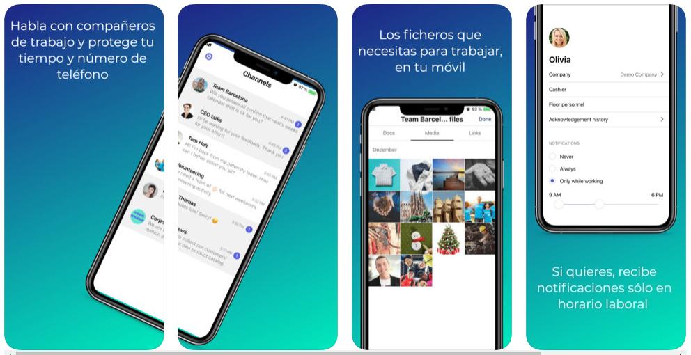 Nace Ommnio, el WhatsApp de los grupos de trabajo