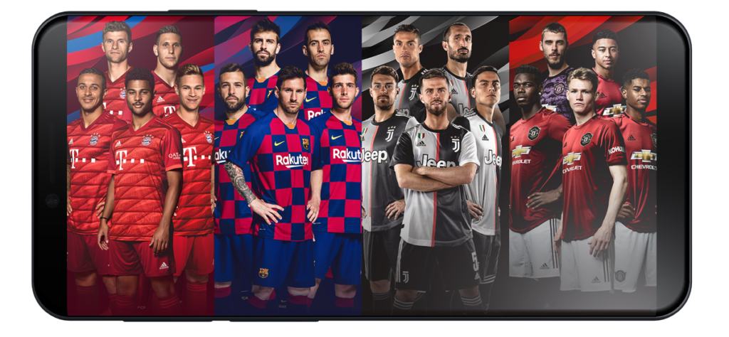Así será eFootball PES 2020 para móviles