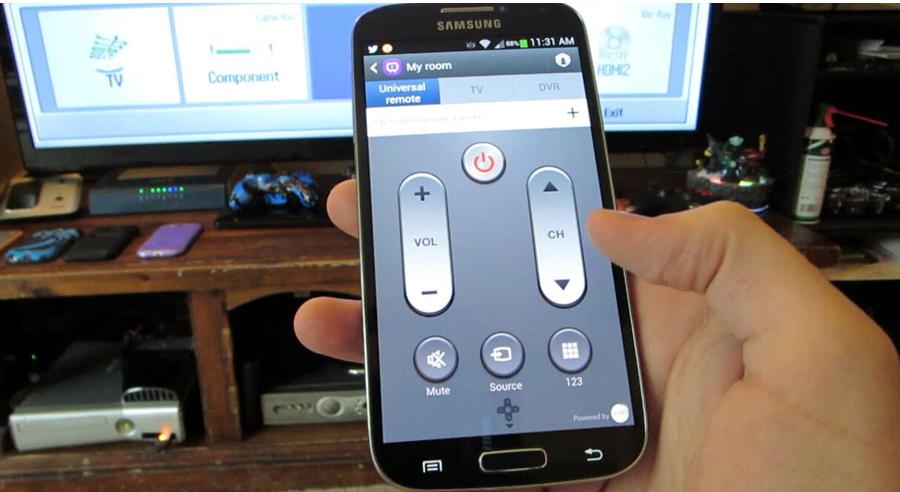 5 apps para convertir tu móvil en un mando a distancia