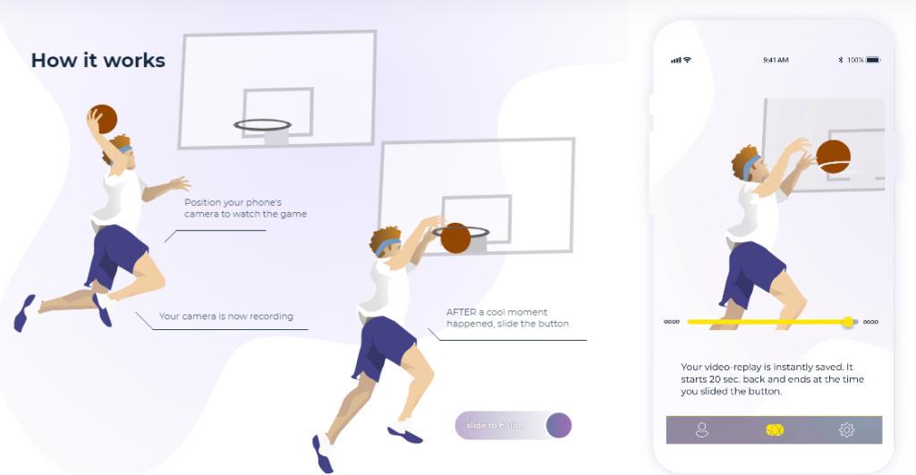 SoCourt, la app para inmortalizar los mejores momentos de tus pachangas y partidos