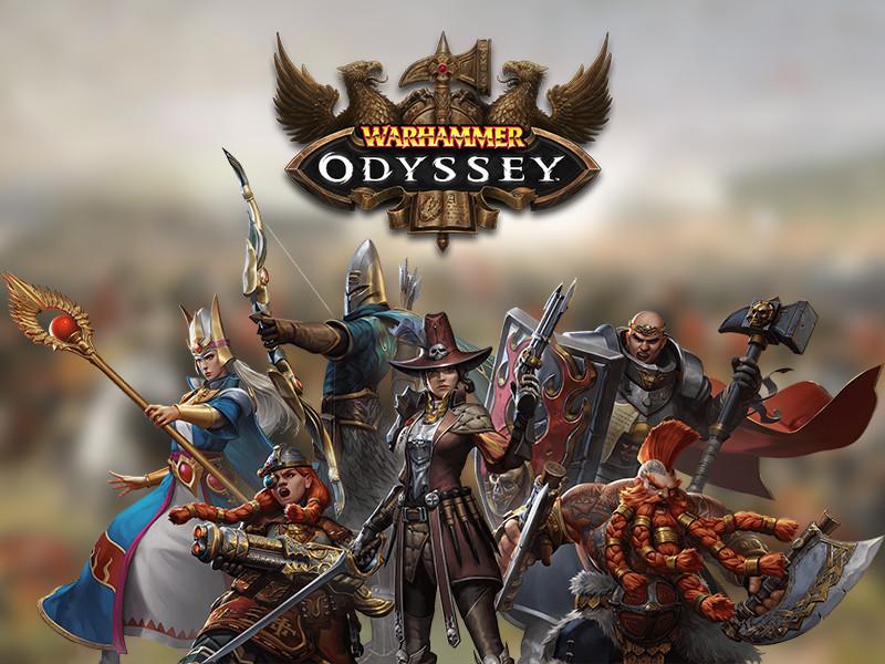 Warhammer: Odyssey ya está disponible para iOS y Android