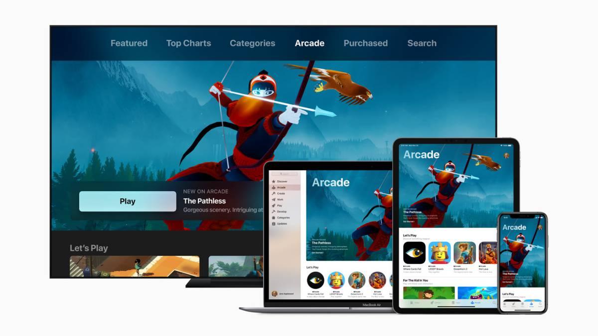 Así funciona Apple Arcade, el servicio de suscripción de juegos de la App Store