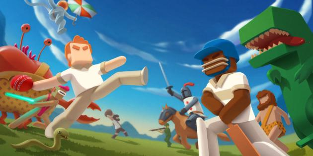 Cricket Through the Ages llega a los dispositivos móviles a través de Apple Arcade