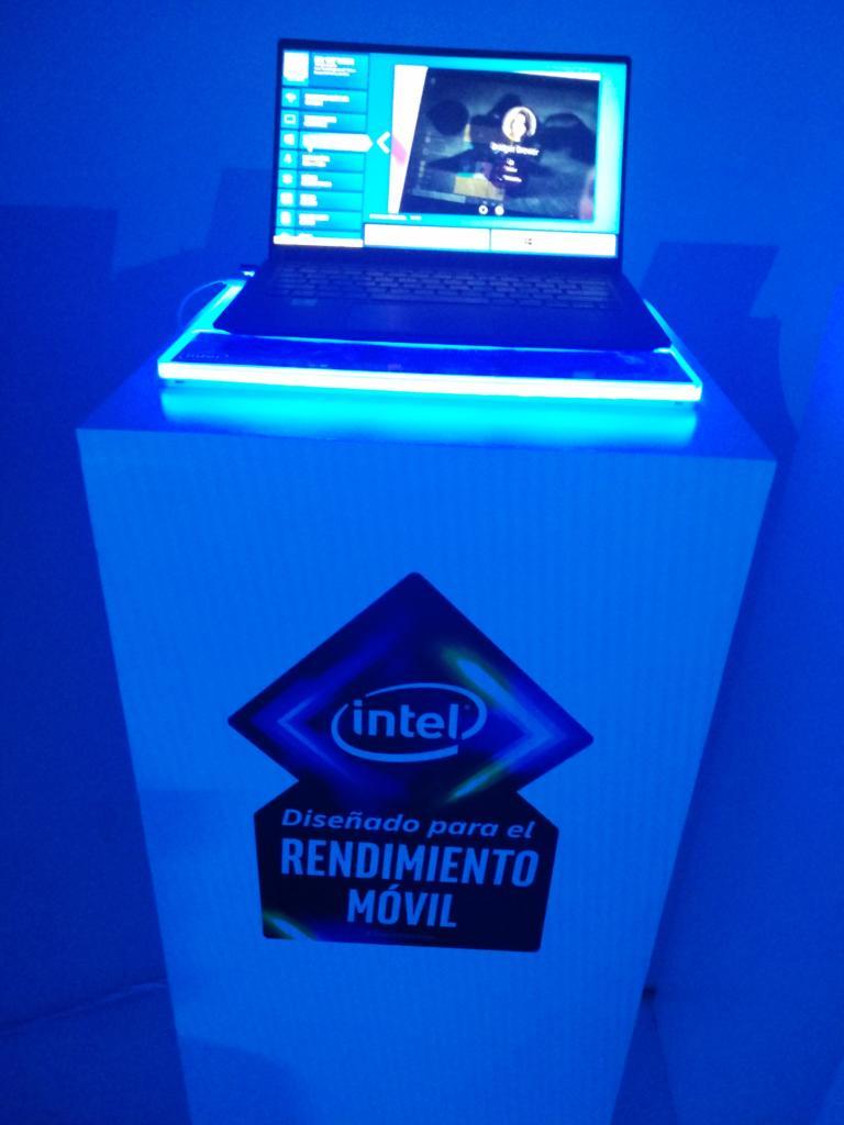 Proyecto Athena: El nuevo escenario de la movilidad diseñado por Intel