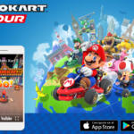 Mario Kart Tour, ya disponible para iOS y Android