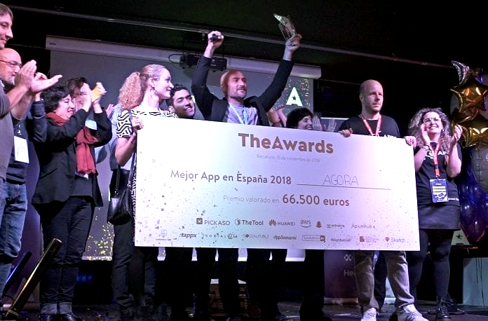 Regresa TheAwards, el certamen que reconoce los mejores juegos y aplicaciones móviles españolas de 2019