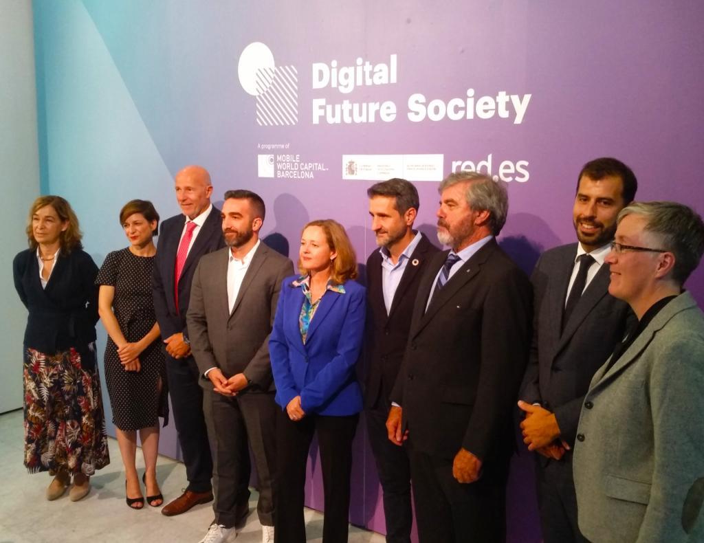 Nace Digital Future Society, el think tank que quiere poner a las personas por delante de la tecnología