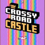 Crossy Road Castle llegará pronto a Apple Arcade