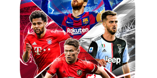 eFootball PES 2020, ya disponible para iOS y Android a nivel mundial