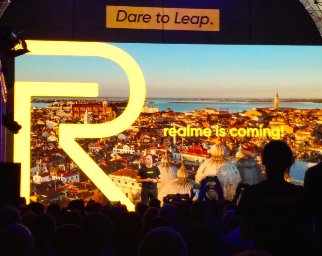 Realme llega a Europa y democratiza los smartphones con cuatro cámaras