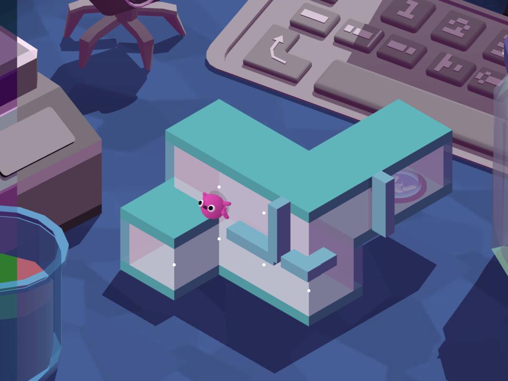 Takoway llega hoy para iOS y Android: Aceptamos pulpo como animal de laboratorio