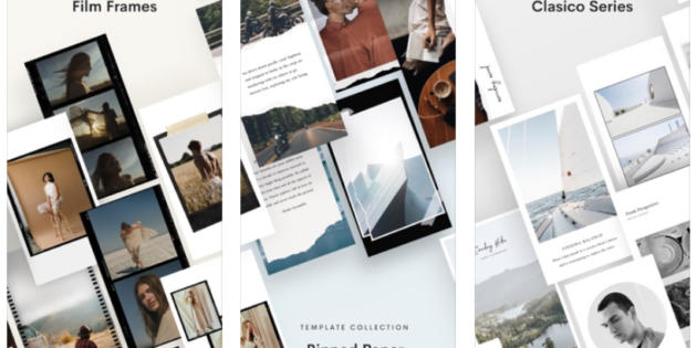 La app de stories Unfold ha sido adquirida por Squarespace