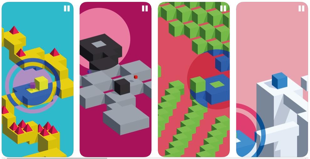 Vectronom, el juego psicodélico que mezcla colores, geometría y música, llega hoy a iOS y Android