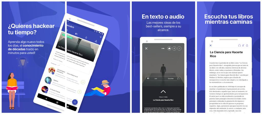 12min, la app para que los demás lean por ti