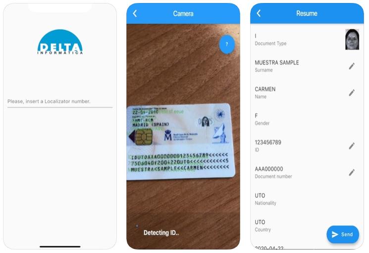 Una app permite a los huéspedes de los hoteles hacer el check in antes de llegar