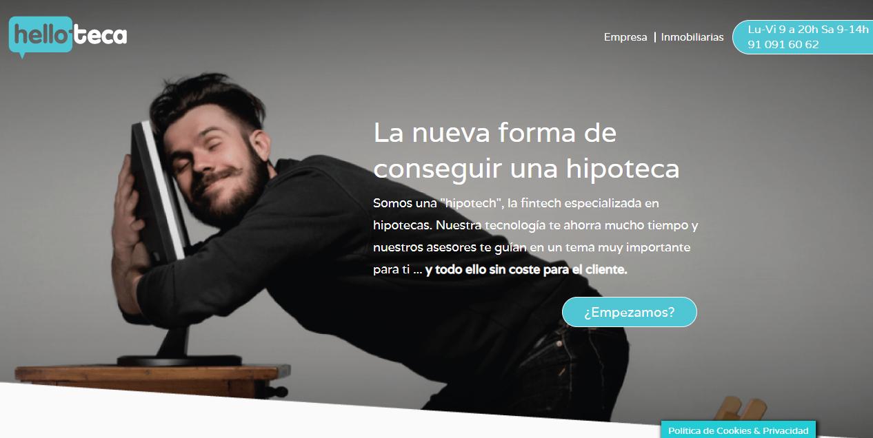 Helloteca cierra una ronda de financiación de 720.000 euros
