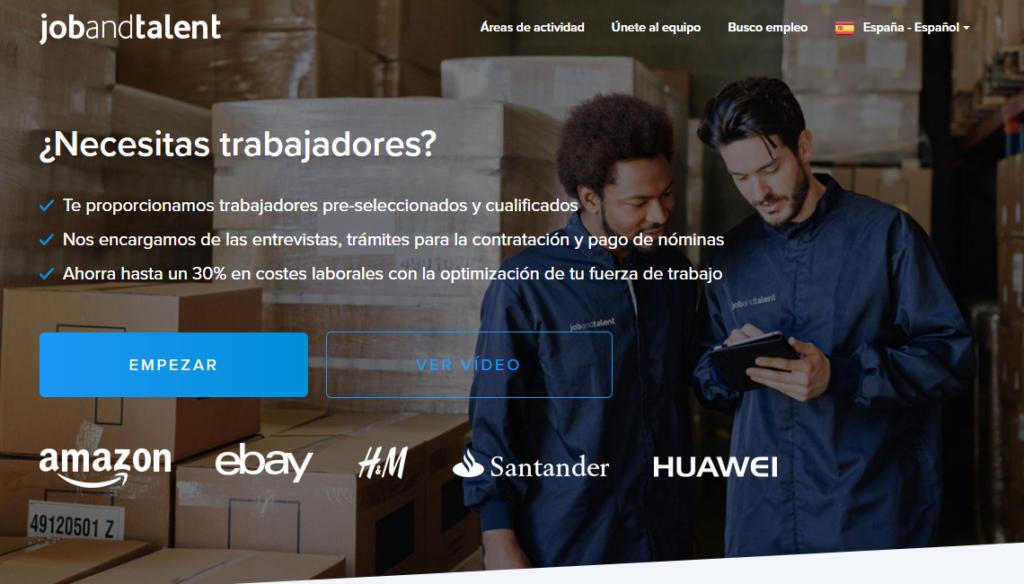 Jobandtalent cierra una de las operaciones más cuantiosas del año para las startups españolas: recibe 70 millones de euros