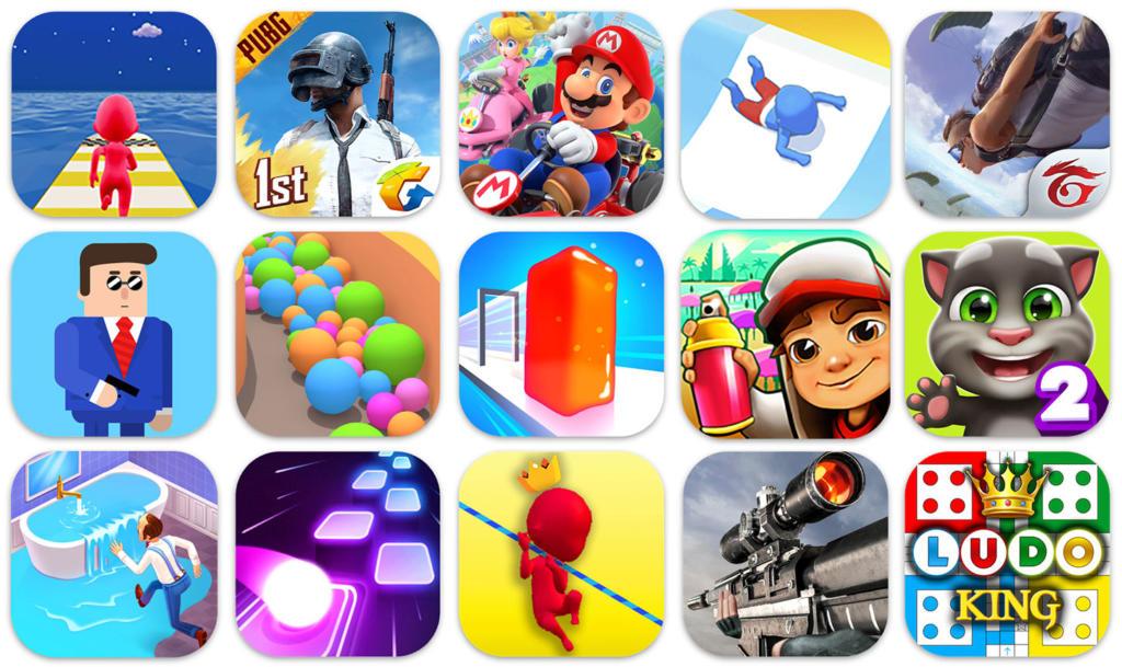 Estos fueron los juegos móviles más descargados en el tercer trimestre