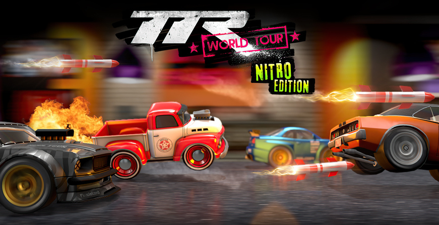 Table Top Racing: World Tour - Nitro Edition llega a iOS y a la Apple TV