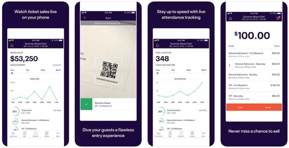 Eventbrite Organizer, una app diseñada para organizadores de eventos
