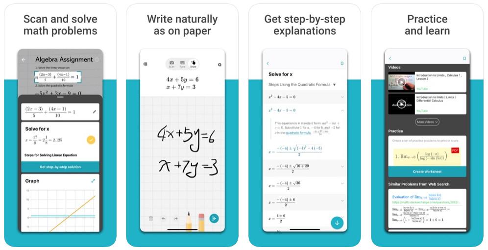 Microsoft te ayuda con las mates: Así funciona Math Solver