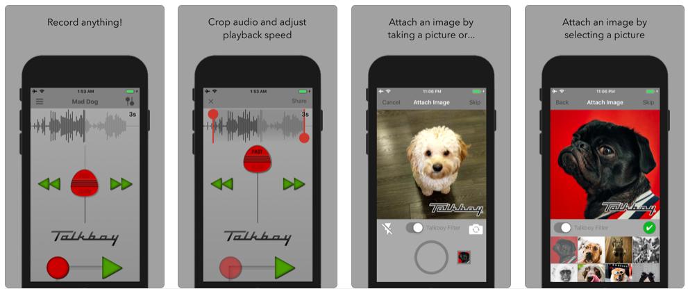 El Talkboy de Solo en Casa 2 ahora es una aplicación móvil
