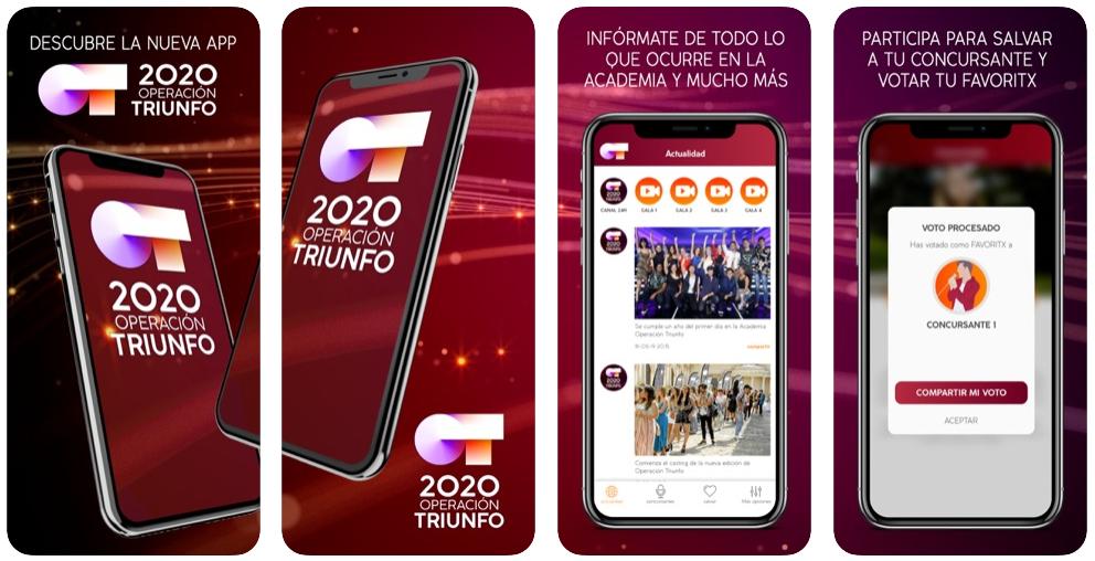 Si sigues OT 2020, ya puedes descargar su app oficial