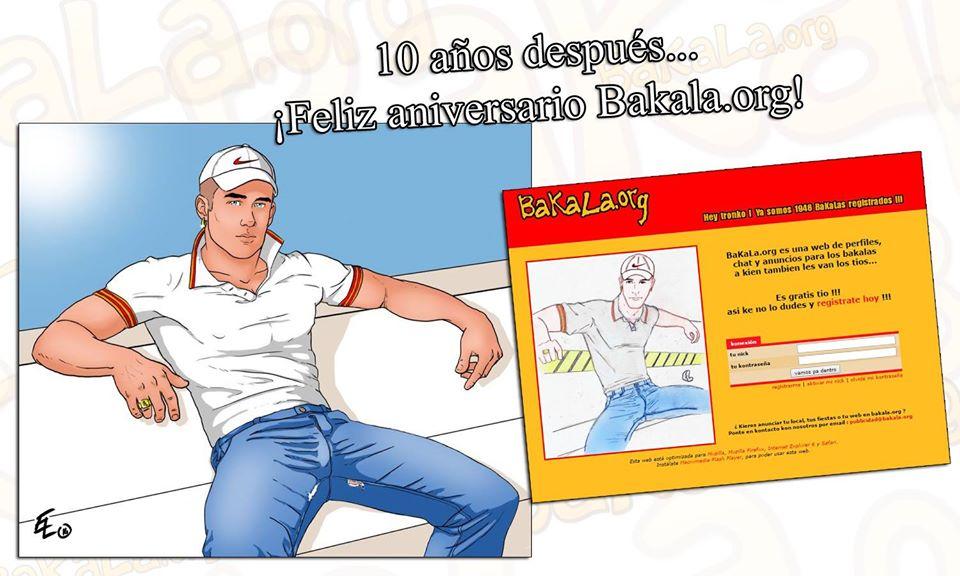 Bakala.org, el Grindr español primigenio que es tan madurito como Facebook