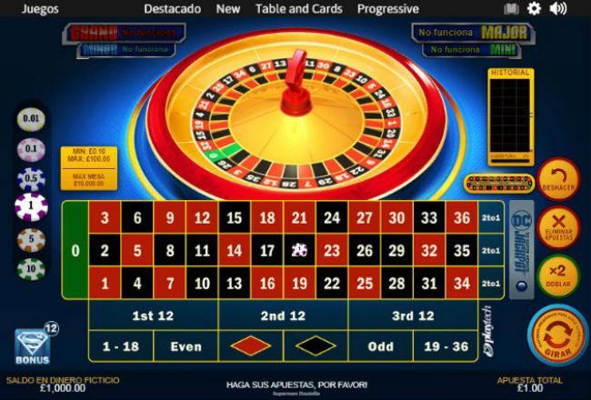 Los españoles se aficionan a los casinos y las tragaperras online