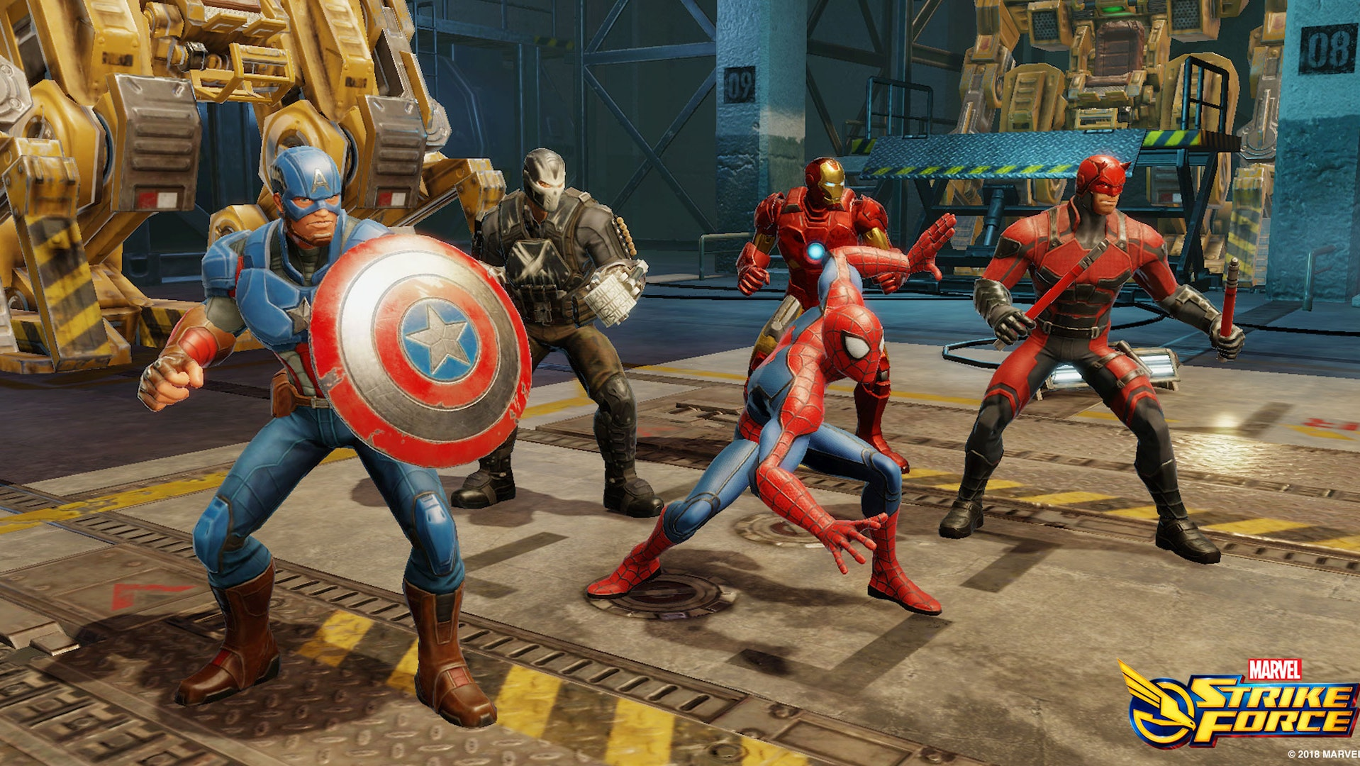Marvel Strike Force en venta: Disney se deshace de FoxNext Games y lo compra Scopely