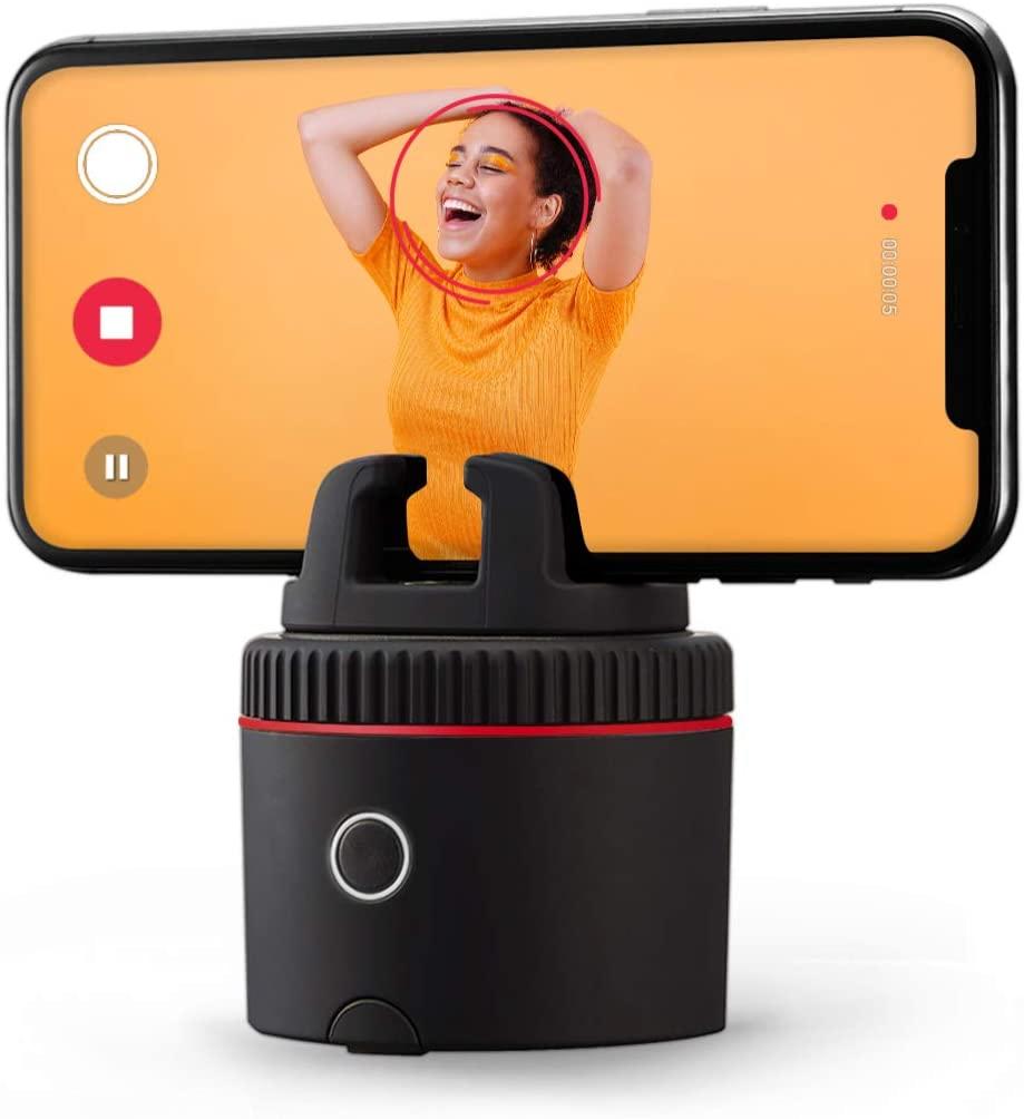 Este accesorio para smartphones es como un cámara que sigue tus movimientos