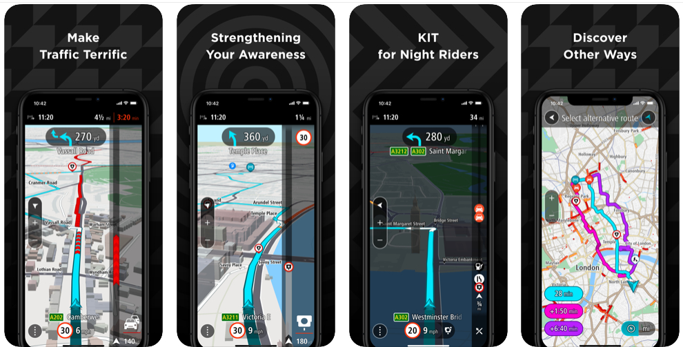 Huawei se alía con TomTom para desarrollar sus apps de mapas