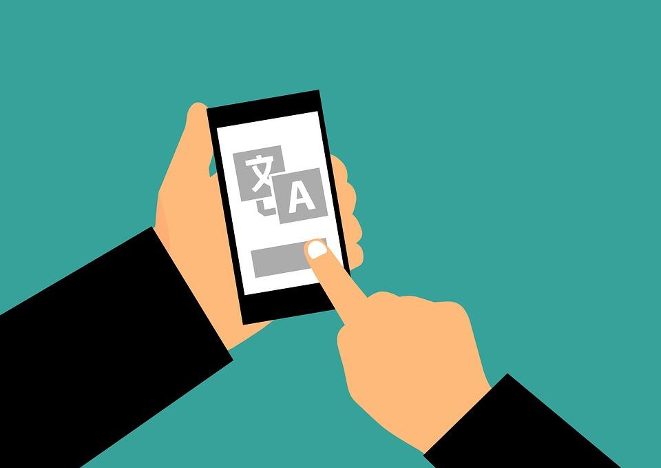 Consejos a la hora de traducir una aplicación móvil
