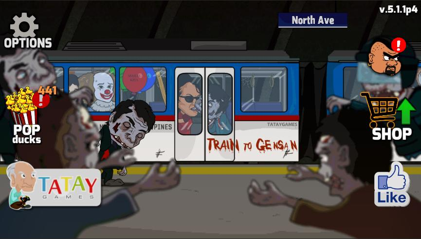 Train to Gensan o cómo sobrevivir en un metro infestado de zombies