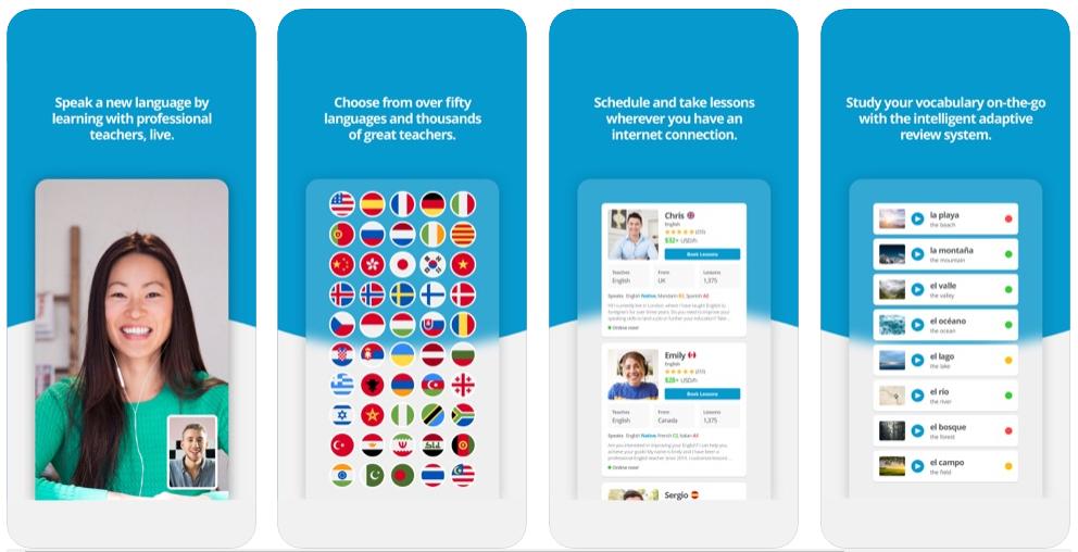 Busuu: app para aprender inglés