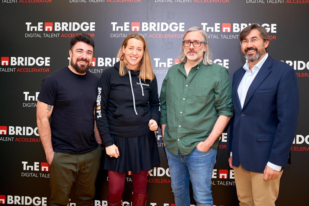 The Bridge hace de puente entre el talento digital y las empresas