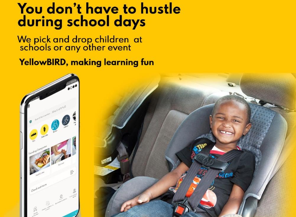 Esta app va a buscar a tu hijo al cole y lo lleva a casa si todavía estás en el trabajo