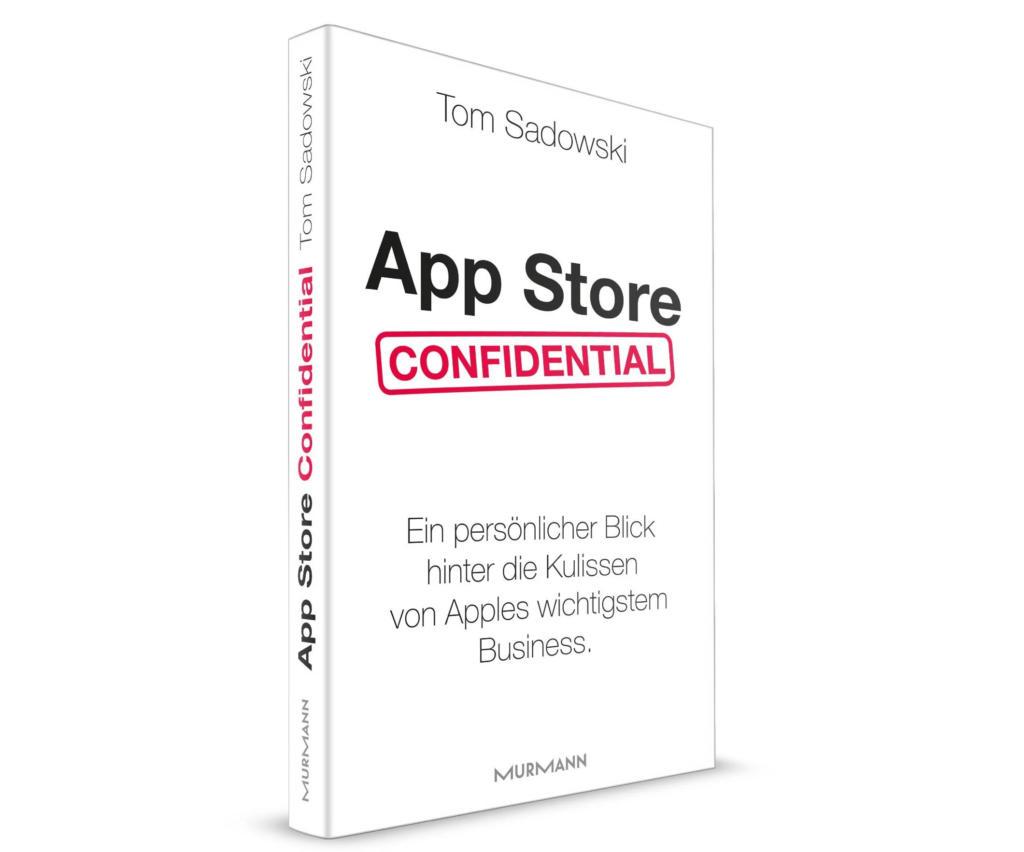 Apple trata de detener la venta del libro App Store Confidential
